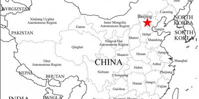 China Map Outline China Outline Map Eastern Asia Asia